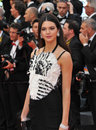 Kendal jenner cannes france may at the gala premiere of grace of monaco at the th festival de cannes Royalty Free Stock Photos