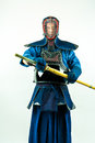 Kendo - Kendoka In Full Armor ...