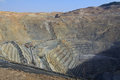 Kennecott Copper Mine Royalty Free Stock Photo