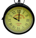 Kensington station railway clock Royalty Free Stock Photo