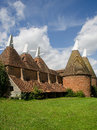 Kent Oast House Royalty Free Stock Photo