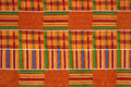 Kente cloth ghana Royalty Free Stock Images