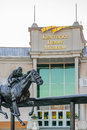 Kentucky derby museum louisville usa april at churchill downs Stock Photos