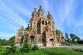 Kerk van st peter en paul church saint petersburg rusland Royalty-vrije Stock Afbeelding