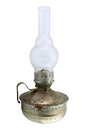 Kerosene lamp Stock Photos
