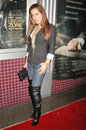 Kerri kasem at the premiere of bobby fischer live fairfax cinemas west hollywood ca Stock Photography