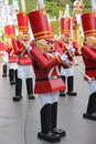 Kerstmis toy soldier Royalty-vrije Stock Fotografie