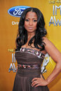 Keshia knight pulliam at the st naacp image awards arrivals shrine auditorium los angeles ca Royalty Free Stock Image