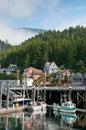 Ketchiken, Alaska Royalty Free Stock Photo