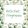 Keto diet template