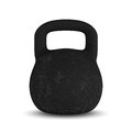 Kettlebell onwhite background d image Stock Photography