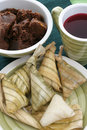 Ketupat Royalty Free Stock Photo