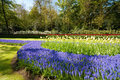 Keukenhof park Stock Photo