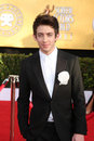 Kevin McHale at the 17th Annual Screen Actors Guild Awards, Shrine Auditorium, Los Angeles, CA. 01-30-11 Stock Image