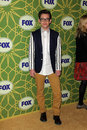 Kevin McHale at the FOX All-Star Party, Castle Green, Pasadena, CA 01-08-12 Royalty Free Stock Image