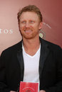 Kevin mckidd los angeles mar arriving at the john varvatos th annual stuart house benefit at john varvaots store on march in los Stock Photos