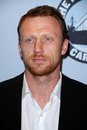 Kevin McKidd at 'One Splendid Evening' to benefit VH1 Save The Music Foundation. Carnival Splendor, Port of Los Angeles, San Pedro Royalty Free Stock Image
