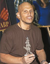 Kevin Sharp - CMA Music Festival 2009 Royalty Free Stock Photo