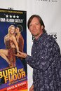 Kevin sorbo at the burn the floor opening night pantages hollywood ca Stock Photography