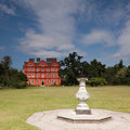 Kew Palace and gardens Stock Photos