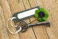 Klíč a jetel