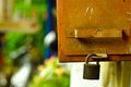 Key locker Royalty Free Stock Photo