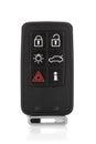Key remote för bil Royaltyfri Bild