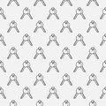 Key seamless pattern Royalty Free Stock Photo