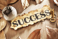 Key to global success concept Royalty Free Stock Photo