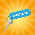 Clave en éxito