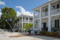 Key West architecture Royalty Free Stock Photo