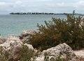 Key west coastal scenery at in florida usa Royalty Free Stock Photo