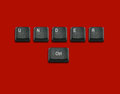 Keyboard buttons Idea Stock Photography