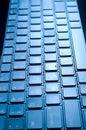 Keyboard close up Royalty Free Stock Photos
