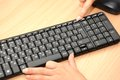 Keyboard Ctrl Alt Del Royalty Free Stock Photo