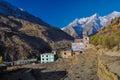 Keylog in Himachal Pradesh Royalty Free Stock Photo