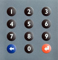Keypad Royalty Free Stock Photography
