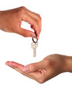 Keys Key Hand Hands Business Royalty Free Stock Photo
