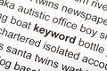 Keyword Stock Images