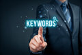 Keywords Royalty Free Stock Photo