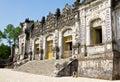 Khai dinh tomb Fotografia de Stock Royalty Free