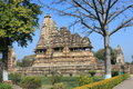 Khajuraho Temple Royalty Free Stock Images