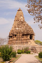 Khajuraho Temples, India Stock Photography