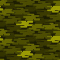 Khaki military camouflage seamless pattern army texture uniform background and clothing fashion material green soldier Royalty Free Stock Photo