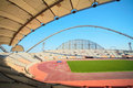 Khalifa sport stadium Royalty Free Stock Photography