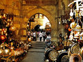 Khan el khalili market Royalty Free Stock Photography
