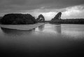 Khao Ka nab Nam, Krabi. Royalty Free Stock Photography