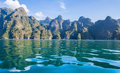 Khao sok national park suratthani Royalty Free Stock Photo