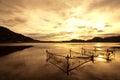 Khao Tao Reservoir Stock Photos