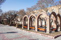 Khaqani park in tabriz iran Stock Photography